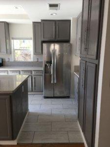 Kitchen_tile_floor_paint_cabinets_appliances