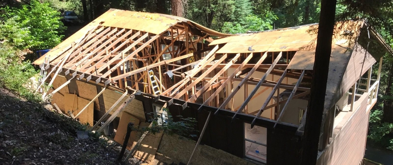 Your Santa Cruz Contractor - restoration